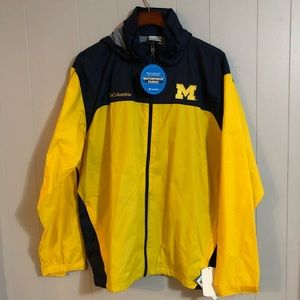 Columbia UMichigan Jacket